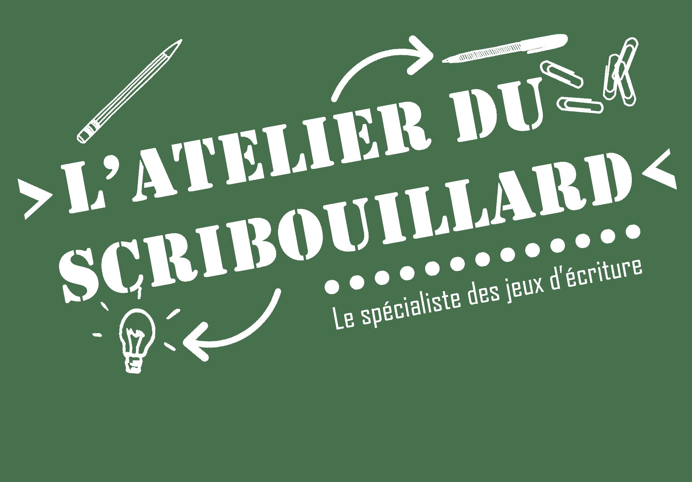 L'Atelier du Scribouillard